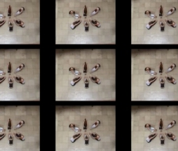 Snapshot from a Dance Video Project / LMA Summer School 2005 - Photography © Gillie Robson