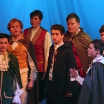 The Scarlet Pimpernel - Photography © Gillie Robson